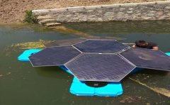 太阳能曝气机有哪几种曝气方式